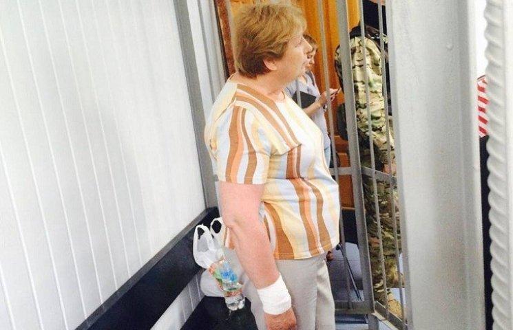 Тюремників головної комуністки Харкова зобов'язали зайнятися її здоров'ям (ДОКУМЕНТ)
