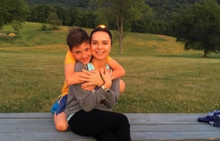 Лилия Подкопаева показала подросших детей
