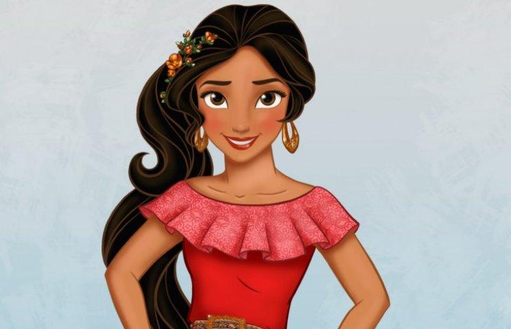 Disney представив першу латиноамериканську принцесу Єлену