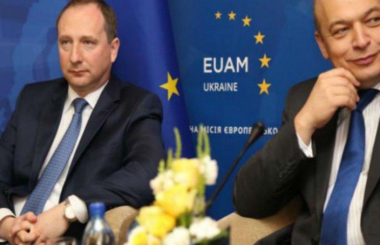 Консультативная миссия ЕС открыла представительство в Харькове