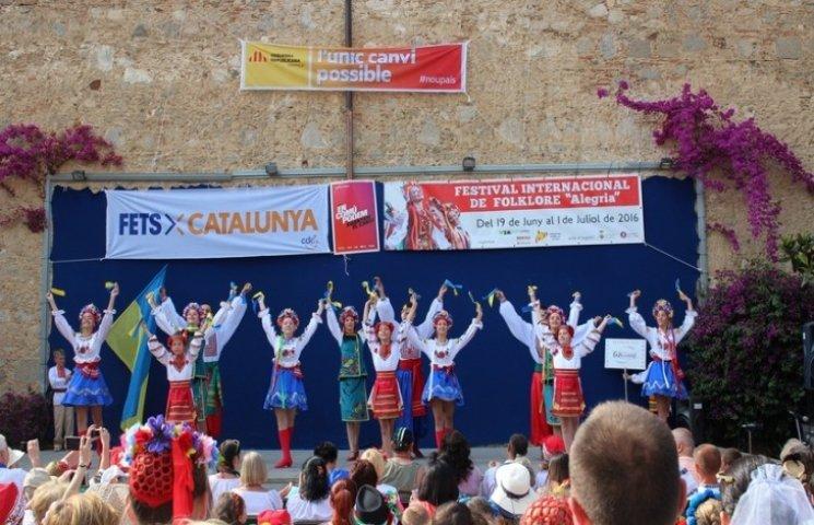 Миколаївські танцюристи зачарували Міжнародний фестиваль українськими танцями