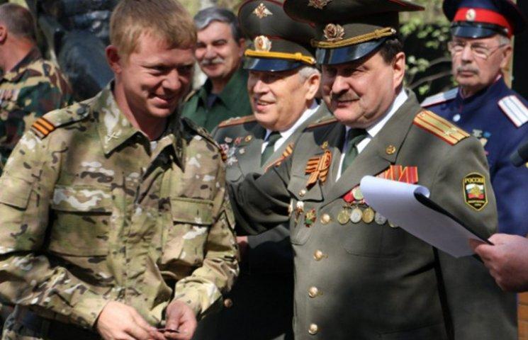 Как российские офицеры раздавали медали головорезам, что воевали на Донбассе