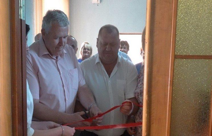 Ще один ФАП відкрили на Старокостянтинівщині