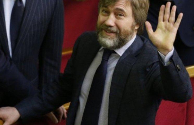 Новинский снял Григоришина с корабля