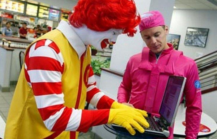 "Тепер в ""МакДональдз"" не можна буде дивитися порно"