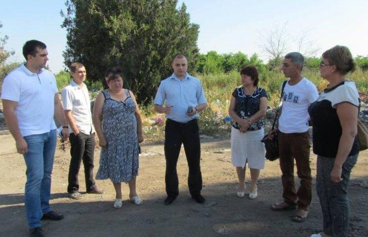 В Миколаївській облраді побоюються, що пожежі спровокують сміттєвий колапс