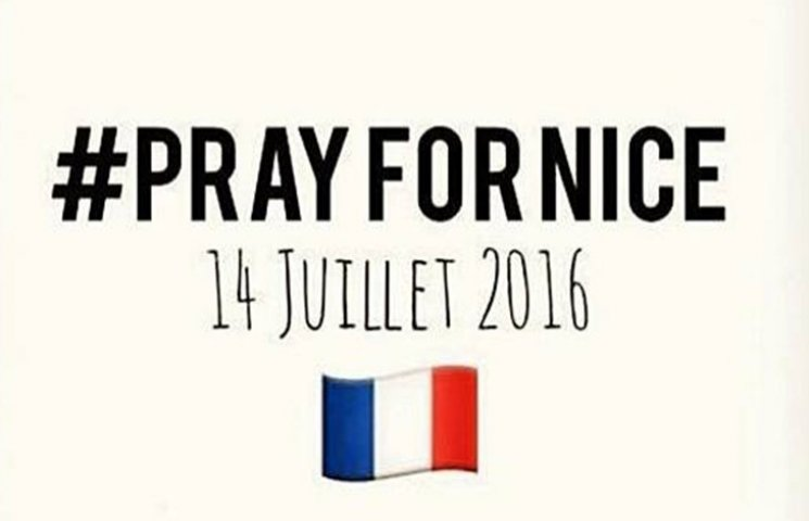 МЗС про трагедію у Ніцці: Терористи зазіхнули на святе для кожного француза