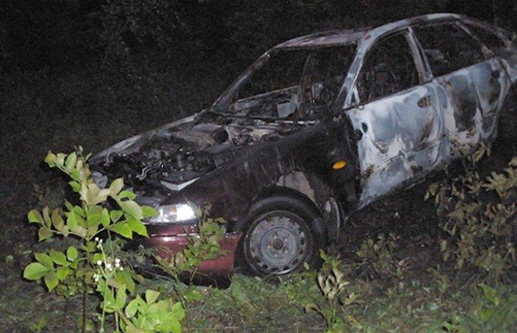 На Хмельниччині житомирянин влаштував голівудське шоу на краденому авто
