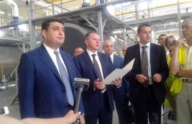 Мінекономіки нарешті зареєструвало Вінницький індустріальний парк