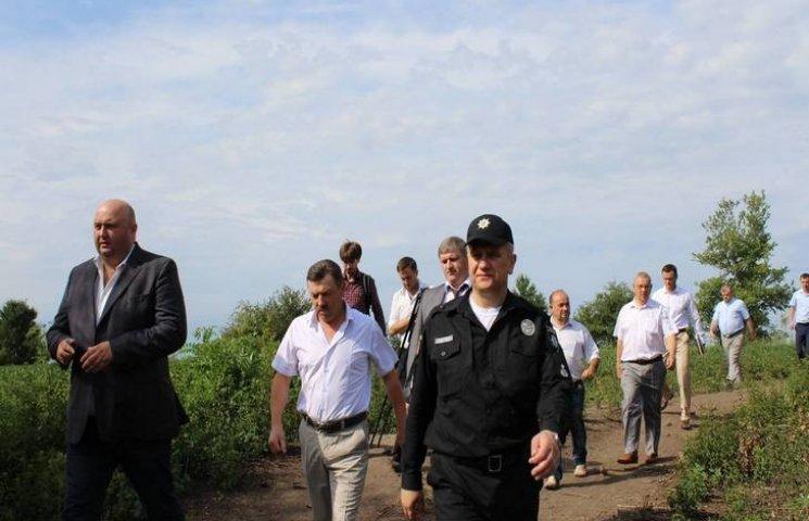 Вирубку лісів на Городоччині інспектує особисто губернатор