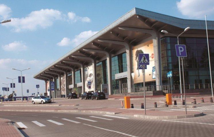Харківській аеропорт затримує рейси до Туреччини
