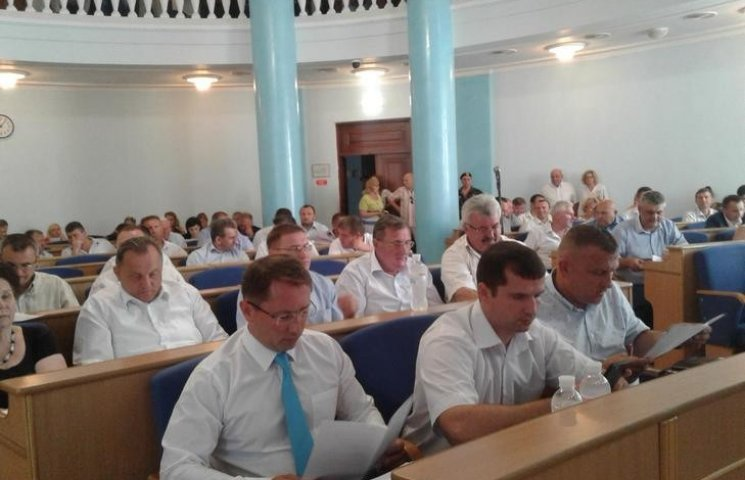 Вінницькі депутати закрили обласний тубдиспансер