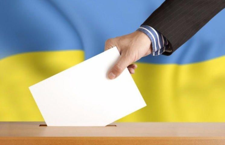 На Полтавщині тривають довибори до Верховної Ради