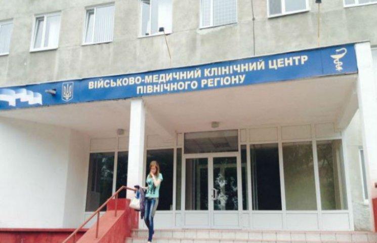 Харківські волонтери: військовий шпиталь потребує перев'язочні матеріали