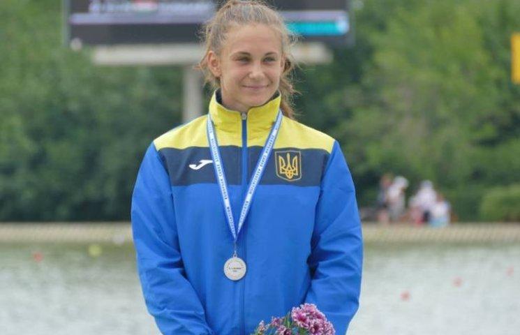 Миколаївська спортсменка виборола дві медалі на чемпіонаті Європи з веслування