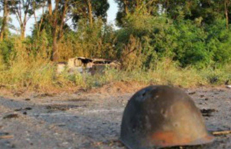 В зоні АТО підірвалася БМП 93-ї бригади,…