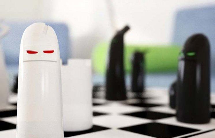 Секс богов и Порошенко-офицер: ТОП-22 необычных шахмат
