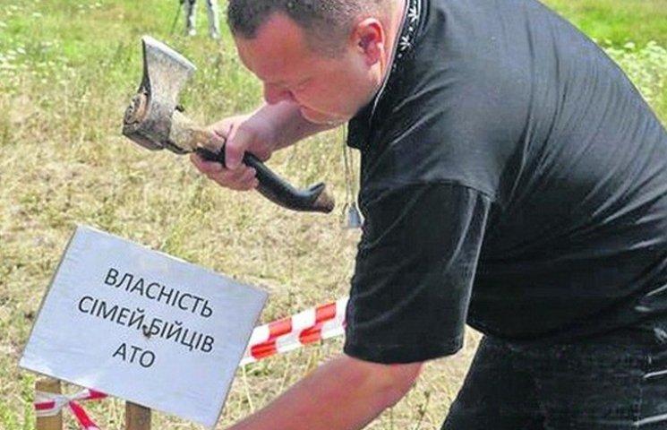 На Вінниччині майже 8 тис. АТОвців претендують на земельні ділянки