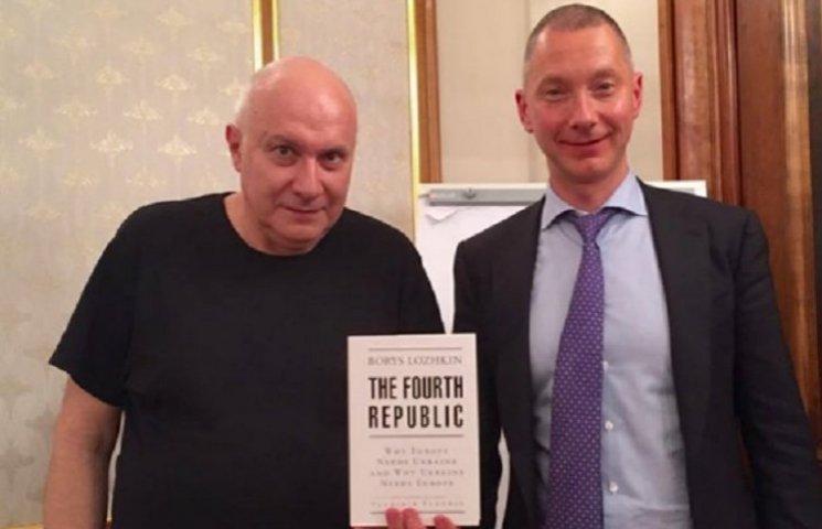 Матвій Ганапольський отримав громадянство України