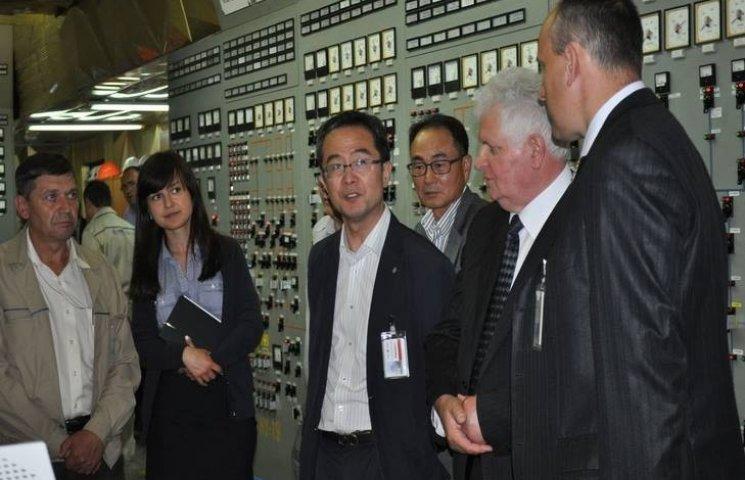 Корейці переймалися перспективами спорудження нових потужностей Хмельницької АЕС