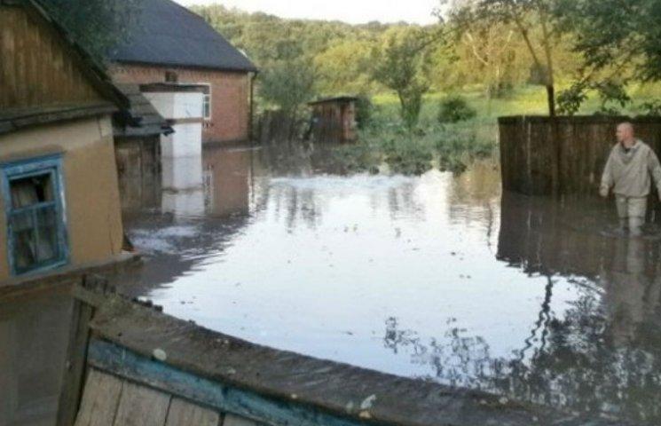 Внаслідок негоди на Полтавщині знеструмлено 62 населених пункти