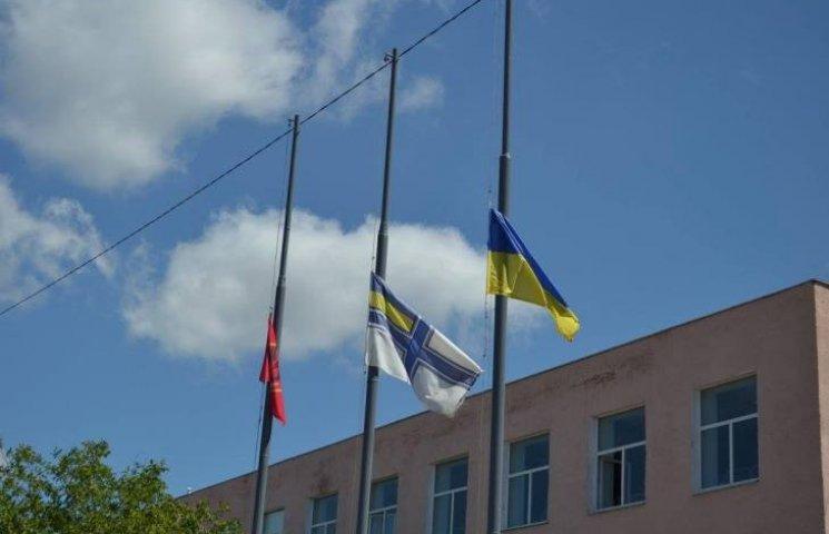 Миколаївщина провела в останню путь двох морпіхів