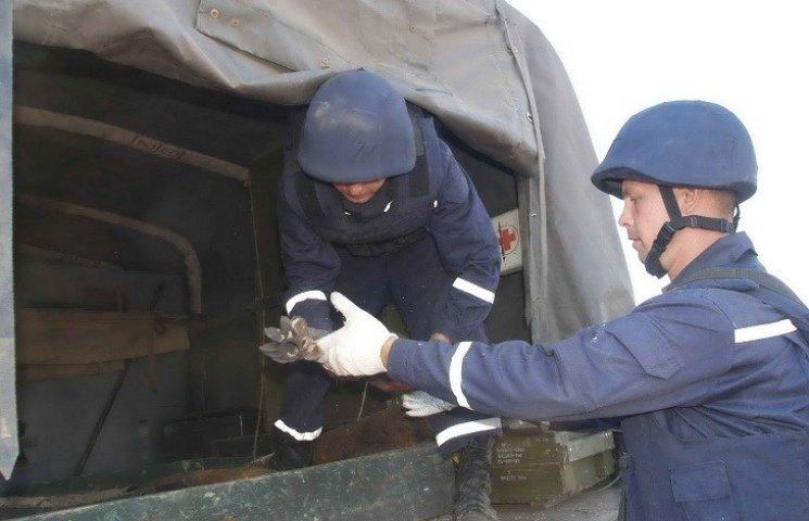На Харківщині лунали вибухи