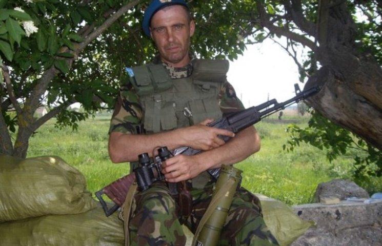 Герой по життю: миколаївський АТОшник врятував жінку від власного сина