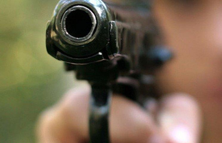 На Харківщині озброєні розбійники напали на інкасаторів