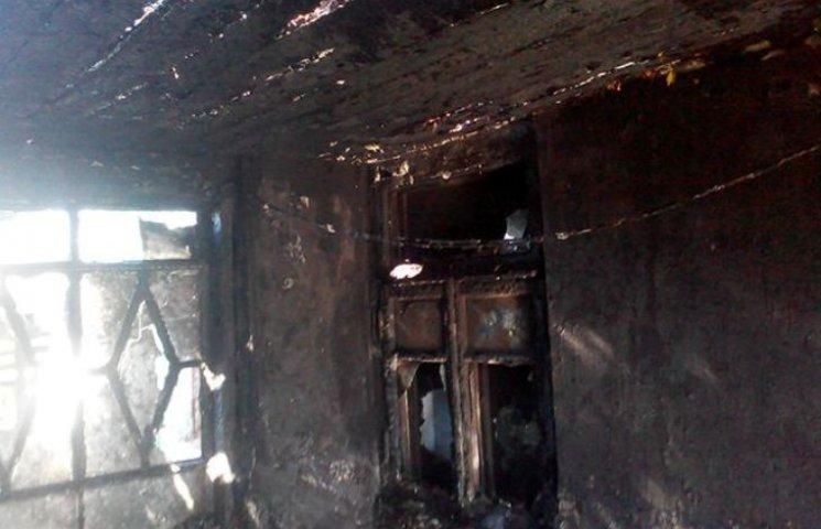 На Миколаївщині трирічний хлопчик підпалив будинок