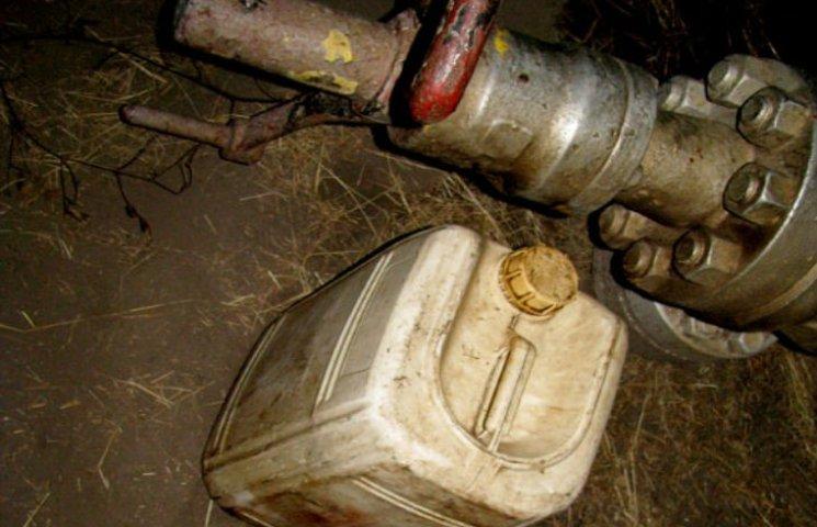 На Полтавщині затримали викрадачів газоконденсату