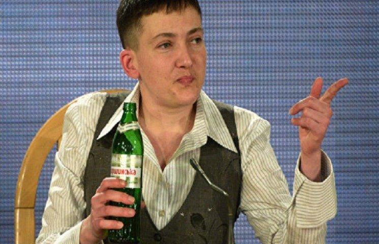 Савченко рассказала, за кого выйдет замуж