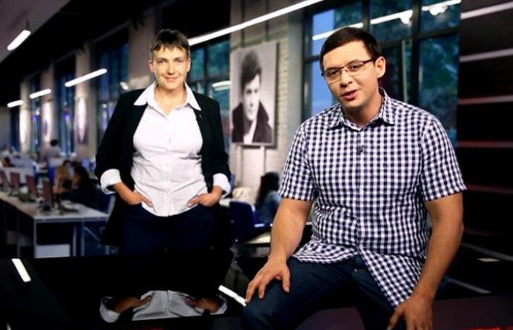 Савченко звітуватиме про роботу в Раді у сепаратиста Мураєва