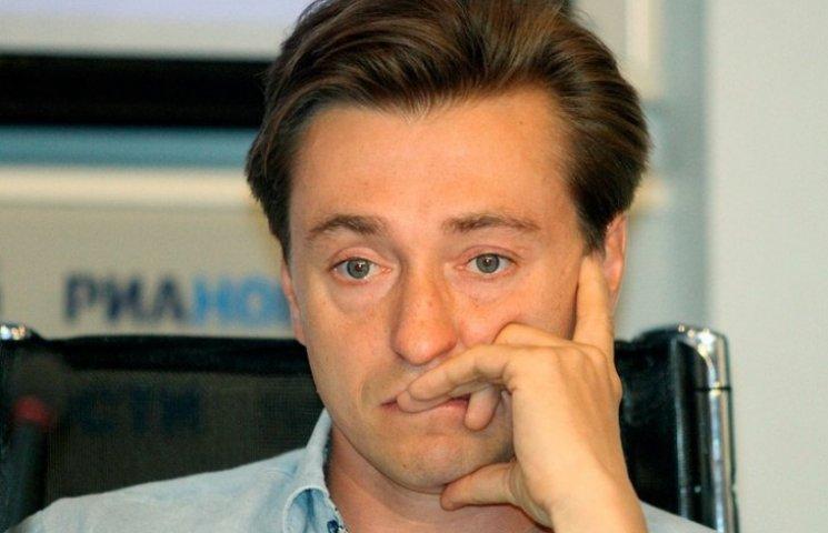 Безруков після розлучення перестав бути найбагатшим актором на Росії
