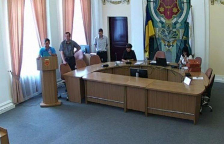 Полтавська міськрада протестує проти тарифів на комунальні послуги