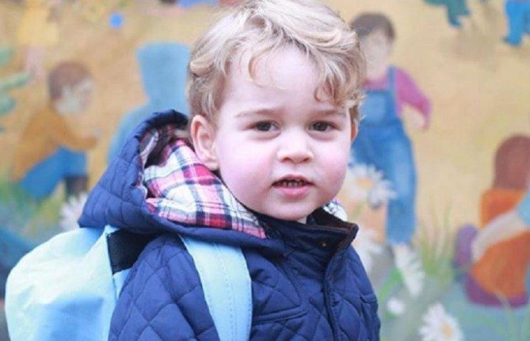 Принцу Джорджу виповнилося три роки: нові фото іменинника