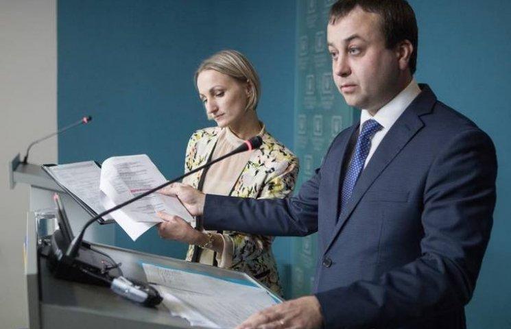Порошенко звільнив вінницького керівника ДУСі Борзова