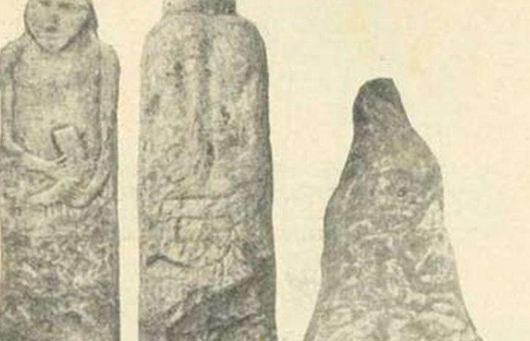 В Каменце украинско-польская экспедиция нашла языческого идола