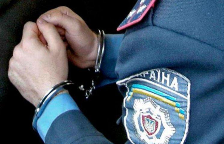 У Черкасах заарештували колишнього правоохоронця-наркодилера