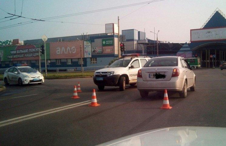 Ранкова ДТП з копами в Харкові: офіційна інформація