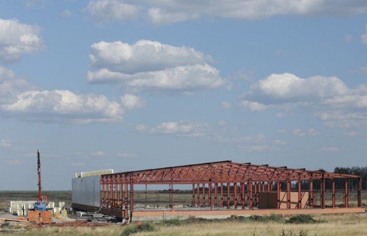 Аграрні підприємства Хмельниччини будують сім тваринницьких ферм