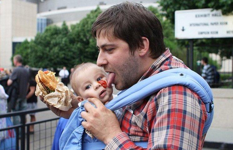 20 прикладів того, що батьки - це постарілі діти