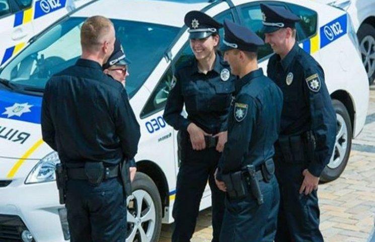 Ровенские правоохранители активно сносят…