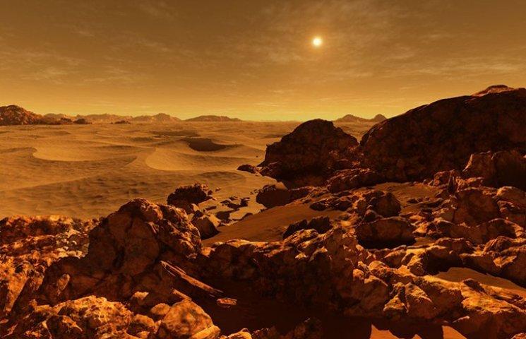 Як виглядає світанок на інших планетах