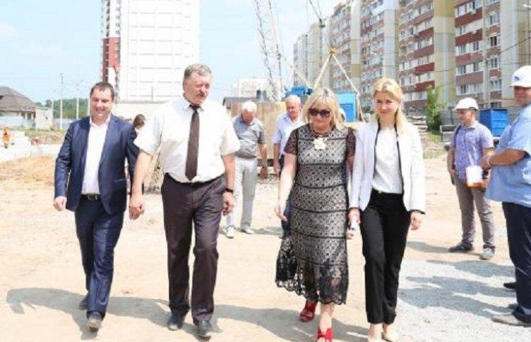 Новую современную школу под Харьковом откроют в 2017 году, - нардеп