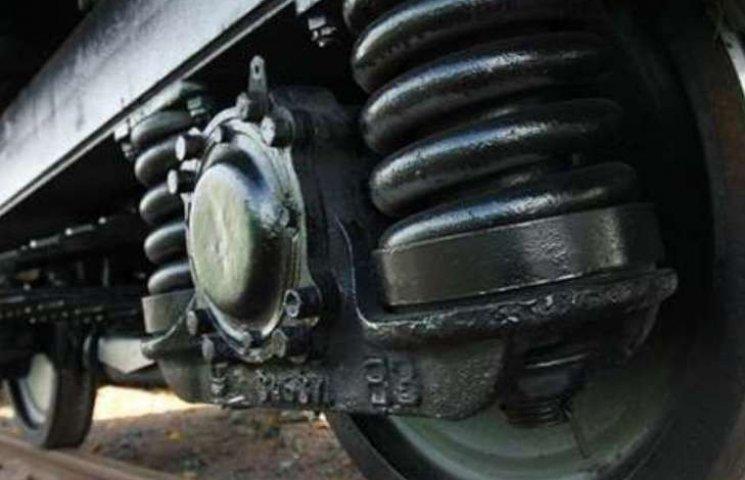 На Миколаївщині потяг відрізав ногу п