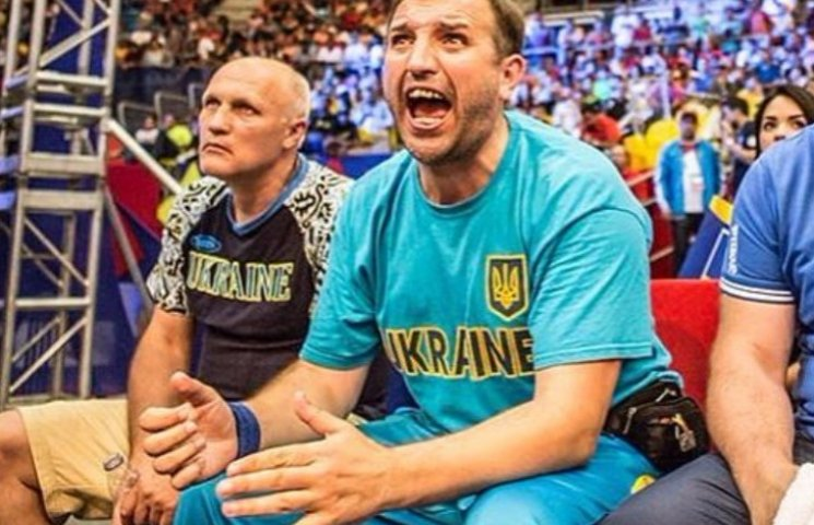 Тренер боксерів-олімпійців Семенишин про сало-цибульку і страх МОК перед Росією