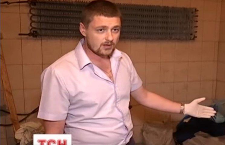 У морзі на Полтавщині через неутилізовані рештки людей завелися черви