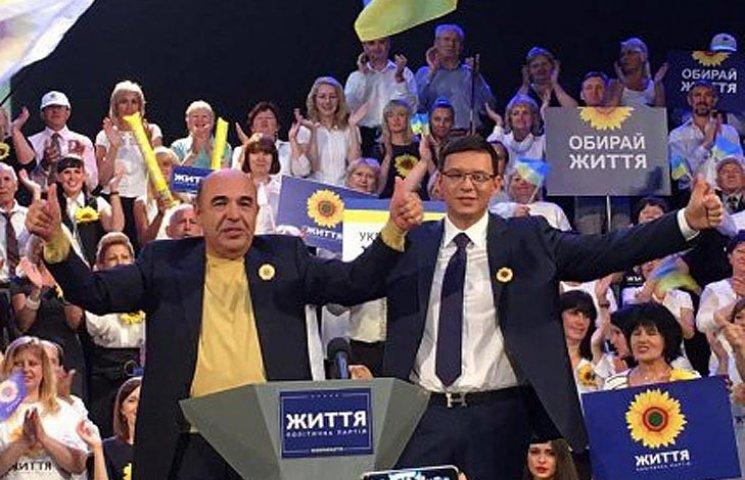 Почему партия Мураева-Рабиновича станет…