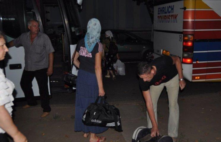 """Миколаївських прихожан, що вирушили на """"Хресну ходу"""" супроводжує поліція"""
